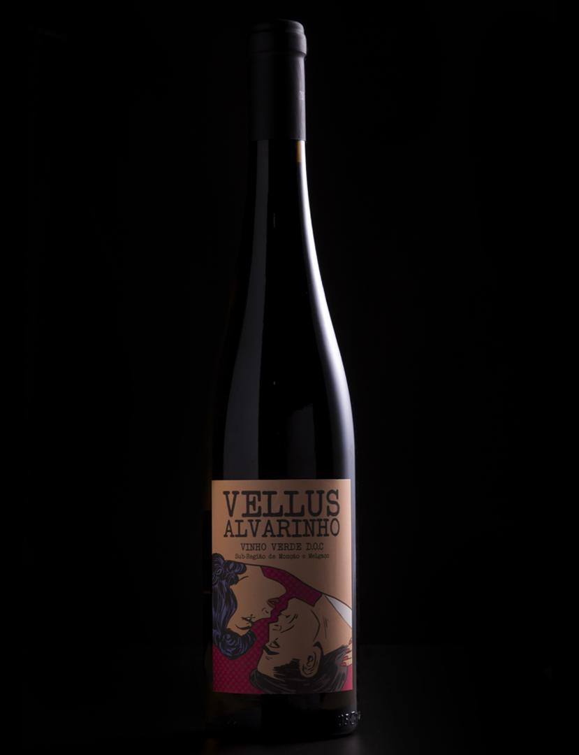 vellus vinho verde